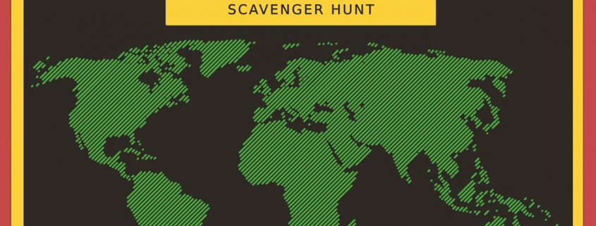 Amazing Race Scavenger Hunt